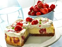 cheesecake a base cotta Sale&Pepe ricetta