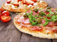 pizza con olive Sale&Pepe