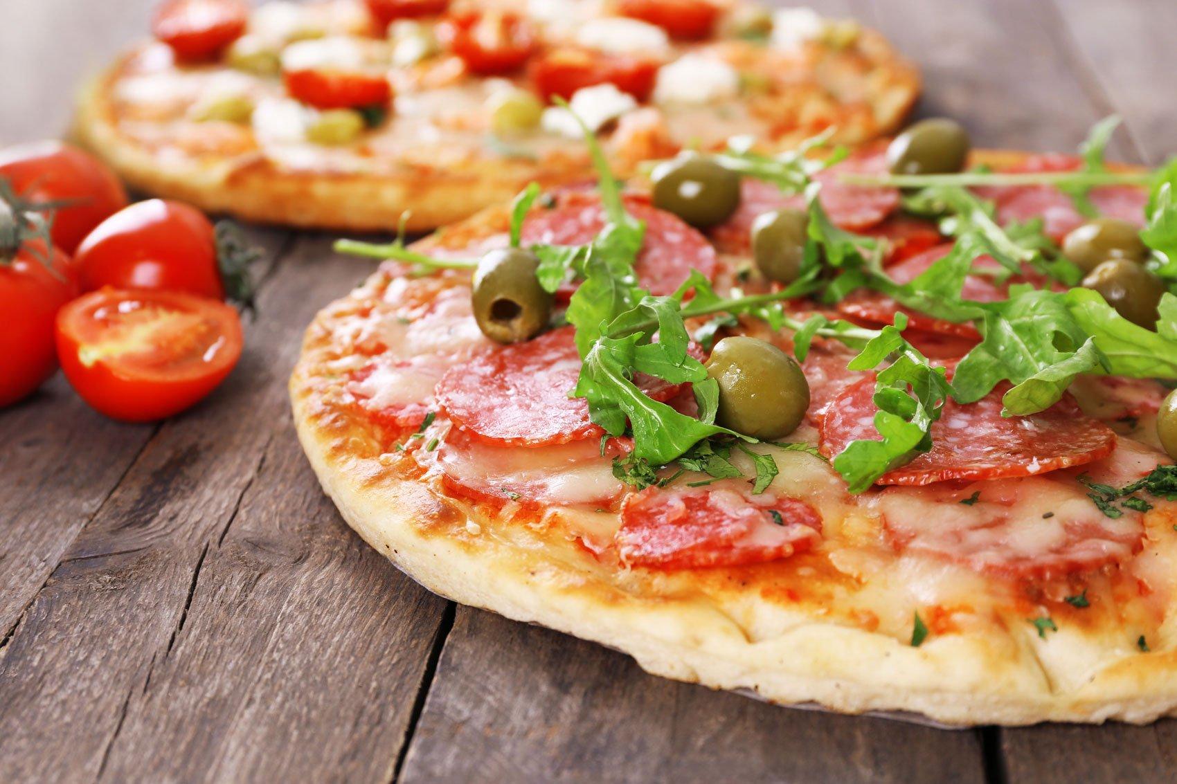 Ricetta X Una Buona Pizza.Come Preparare La Pizza Fatta In Casa Sale Pepe