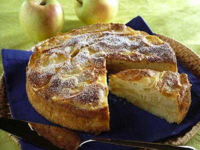 Torta di mele rustica