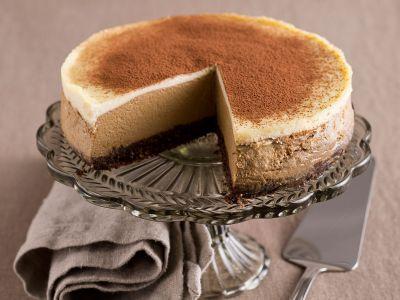 cheesecake al cappuccino ricetta