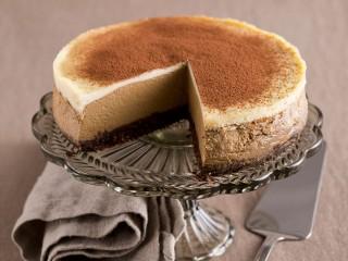 cheesecake al cappuccino Sale&Pepe ricetta