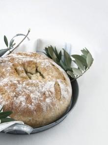 Pane di Pasqua alle erbe