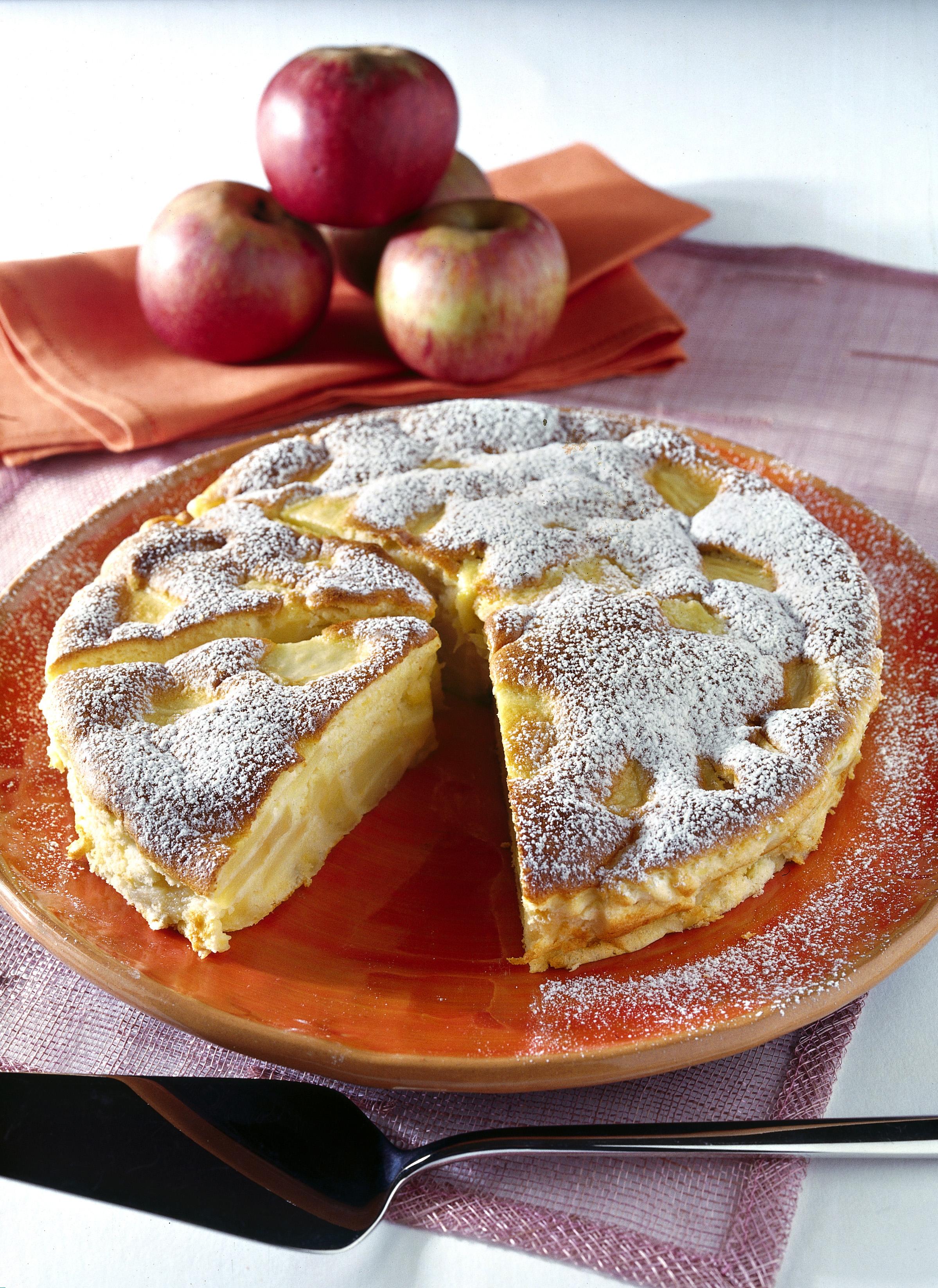 Ricetta per torta di mele veloce