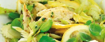 insalata di pollo e maionese ricetta