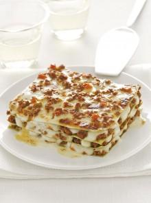 Lasagna al forno: la ricetta tradizionale