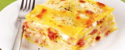 lasagna al forno facile ricetta