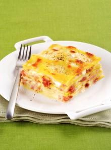 Lasagna al forno facile ai formaggi