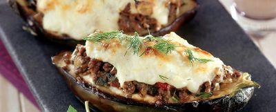 melanzane al forno alla greca ricetta