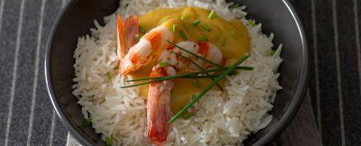 riso basmati al curry ricetta