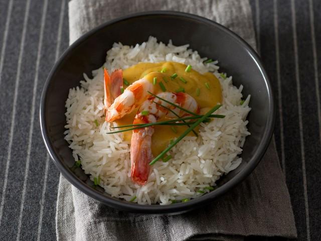 riso basmati al curry Sale&Pepe ricetta