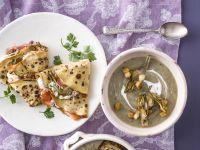 Crespelle con carciofi e salmone ricetta Sale&Pepe