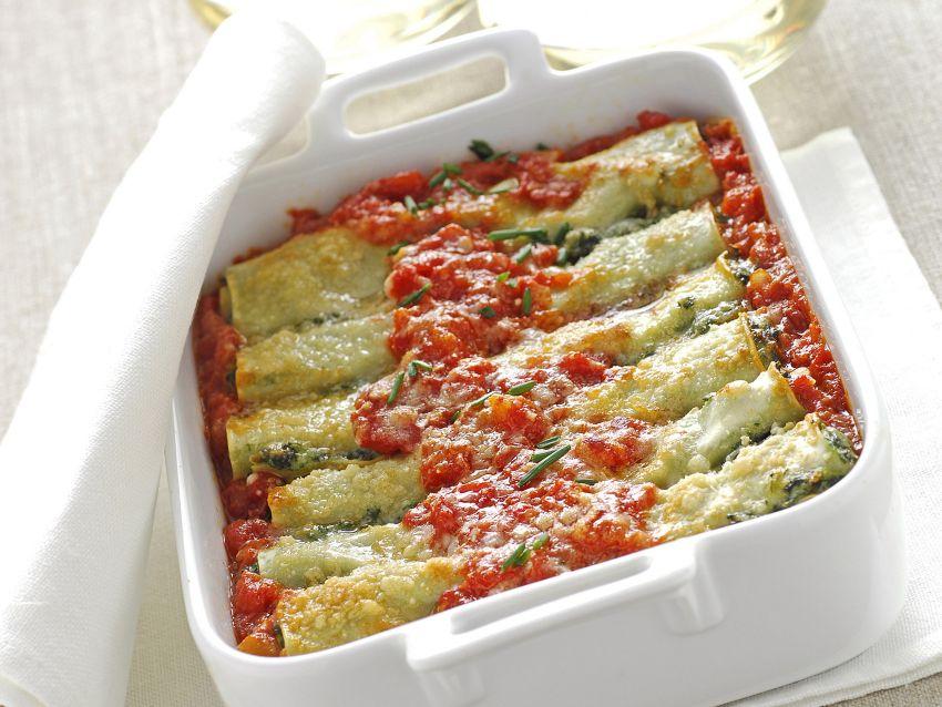 Cannelloni: la ricetta semplice Sale&Pepe