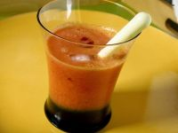 centrifugato arancione Sale&Pepe ricetta