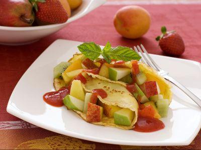 crepes macedonia ricetta