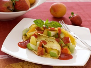 crepes macedonia ricetta Sale&Pepe