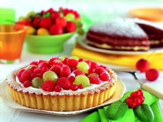 crostata di frutta alla panna ricetta Sale&Pepe