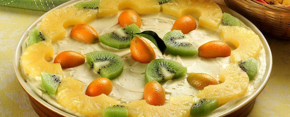 crostata frutta esotica ricetta Sale&Pepe