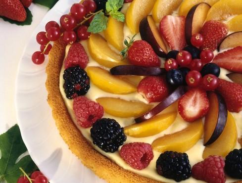 crostata di frutta fresca ricetta Sale&Pepe