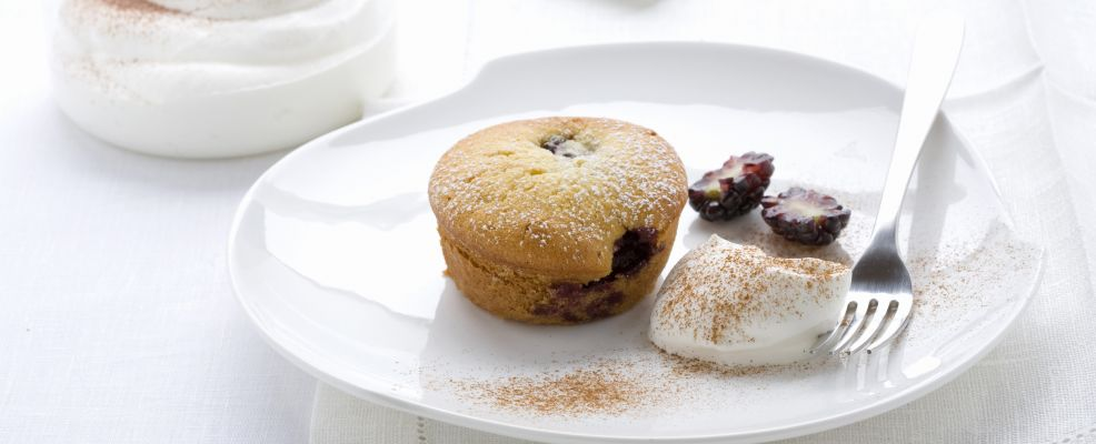muffin miele more ricetta Sale&Pepe