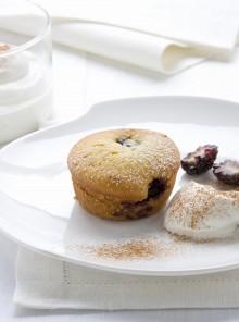 Muffin al miele e more