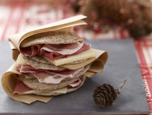 pancake delicati al grano saraceno Sale&Pepe ricetta