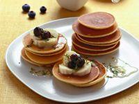 pancake con frutta e miele Sale&Pepe ricetta