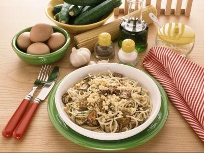 pasta con zucchine ricetta