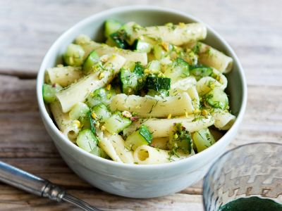 pasta-con-zucchine-e-finocchietto ricetta