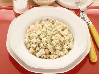 pasta-zucchine-ricotta ricetta