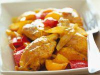 pollo curry peperoni ricetta Sale&Pepe