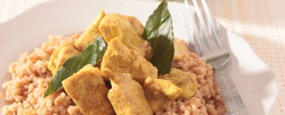 pollo curry cous cous ricetta