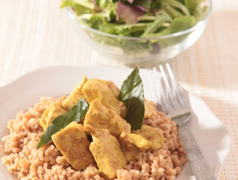 pollo curry cous cous ricetta Sale&Pepe
