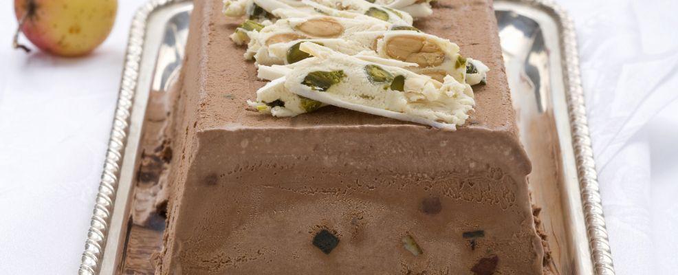 semifreddo al cioccolato crema pistacchi ricetta Sale&Pepe