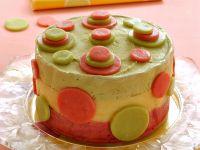 torta di gelato a pois Sale&Pepe ricetta