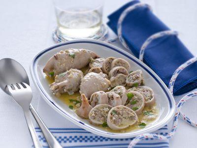 totani ripieni di olive e capperi ricetta