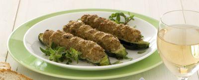 zucchine ripiene alla ligure ricetta
