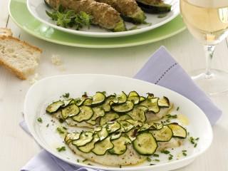 zucchine ripiene alla ligure ricetta Sale & Pepe