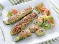 zucchine ripiene salsiccia ricetta Sale &Pepe