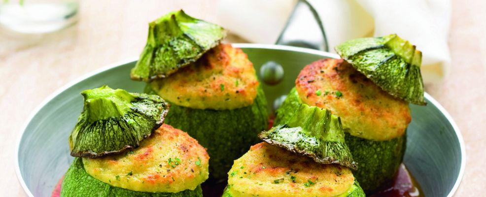 zucchine ripiene sughetto pomodoro ricetta Sale & Pepe
