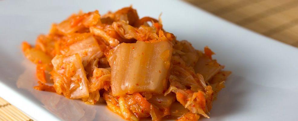 kimchi cavolo fermentato