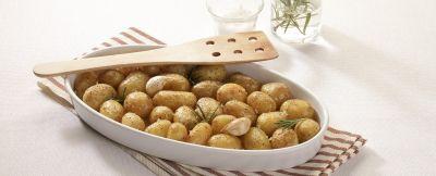 patate al forno con buccia ricetta