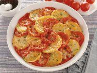 patate al forno con pomodori ricetta Sale&Pepe