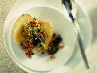 patate al forno con salsa di peperoni ricetta Sale&Pepe