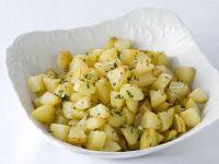 patate forno profumo limone ricetta Sale&Pepe