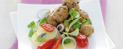 polpettine-melanzane-maiale ricetta