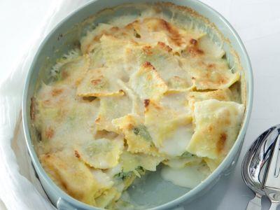 ravioli al forno profumo salvia ricetta