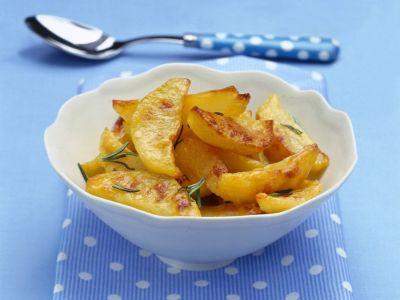 spicchi di patate al forno ricetta