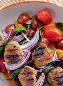 Bocconcini di kebab di seitan