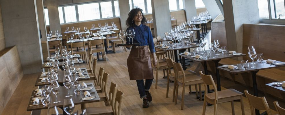 The New Tate Modern Restaurant & Bar Opening